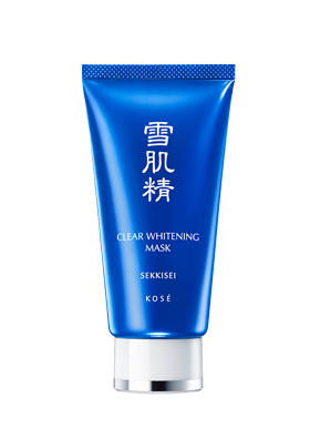 產品: 雪肌精 Clear Whitening Mask