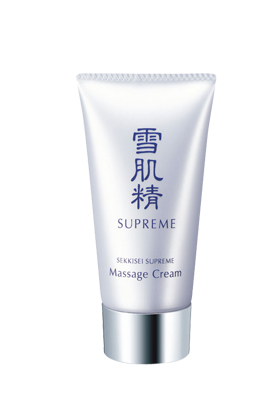 雪肌精 SUPREME  Massage Cream