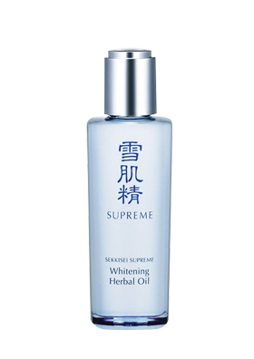 雪肌精 SUPREME  Whitening Herbal Oil