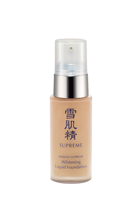 雪肌精 SUPREME  Whitening Liquid Foundation