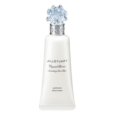 Crystal Bloom Something Pure Blue Perfumed Hand Cream