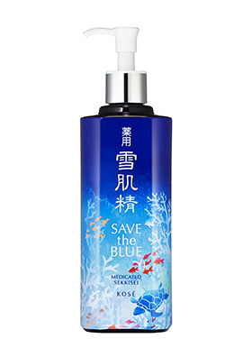 藥用雪肌精 Lotion (SAVE the BLUE)