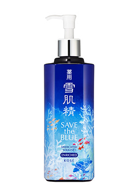 藥用雪肌精 Lotion Enriched (SAVE the BLUE)