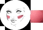 LIP & CHEEK CREAM 華麗唇膏胭脂霜