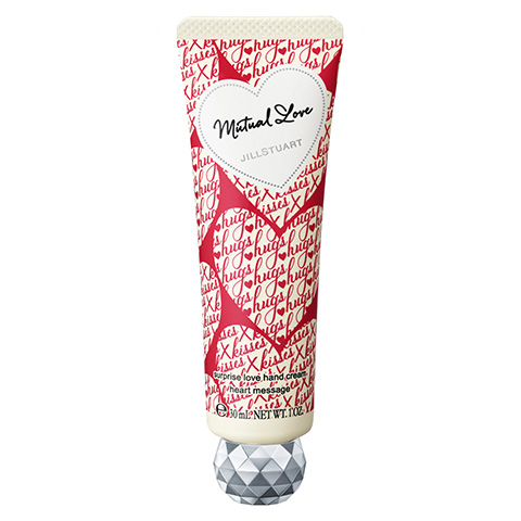 Surprise Love Hand Cream Heart message 【03 Mutual Love】