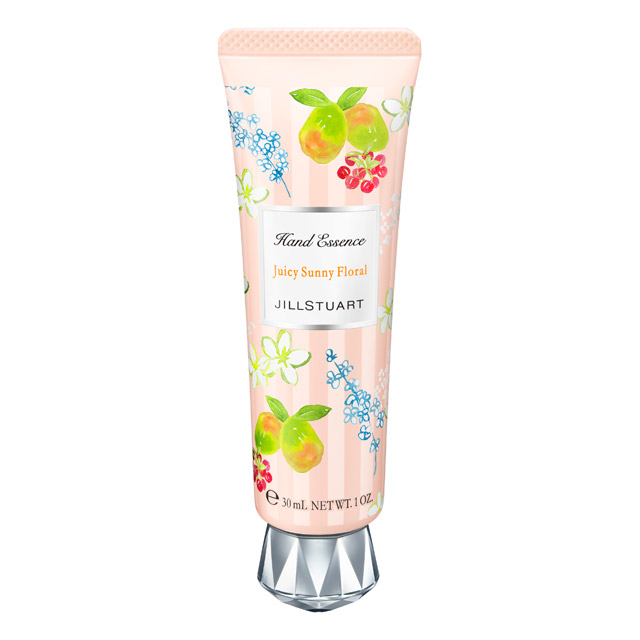 JILL STUART juicy sunny floral hand essence