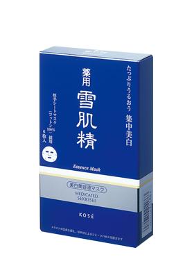 產品: 藥用雪肌精 Essence Mask