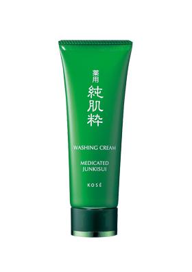 產品: 藥用純肌粋  Washing Cream