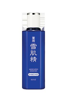 產品: 藥用雪肌精美白化妝水<滋潤版> Lotion Enriched